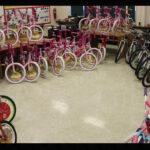 Breakfast at Santa Bicycles