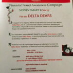 Financial Fraud Awareness Campaign 2019