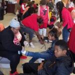 Samaritan's Feet Shoe Distribution 2019
